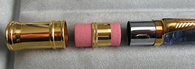 Parker Duofold Centennial eraser