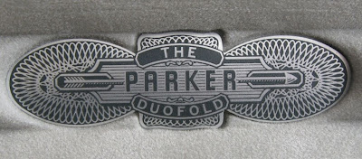 Parker Duofold logo