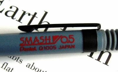 Smash 0.5 Pentel Q1005 Japan