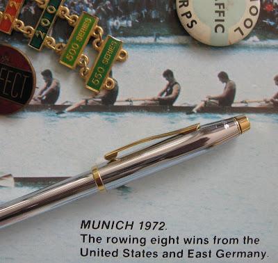 cross century ii pocket clip