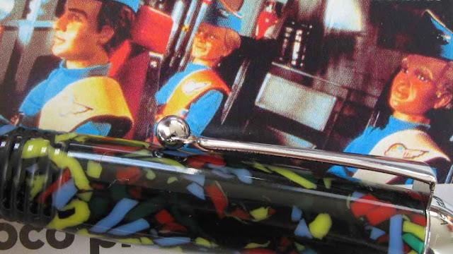 monteverde rollerball pocket clip