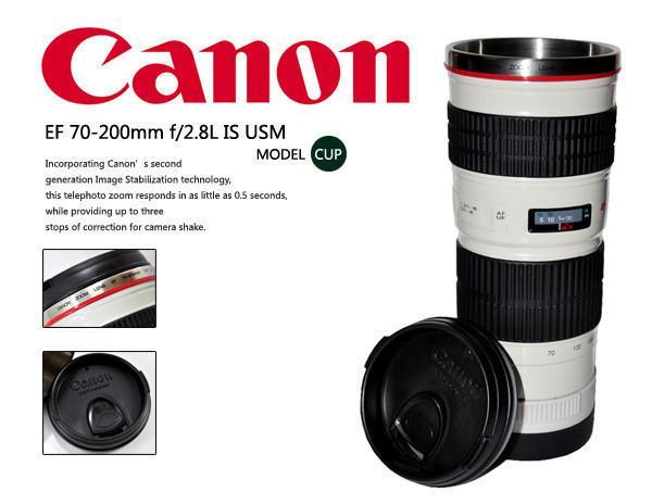 camera lens mug. Camera Lens Mug