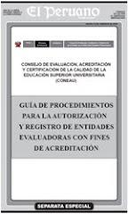 GUÍA para AUTORIZACIÓN Y REGISTRO DE E.E.