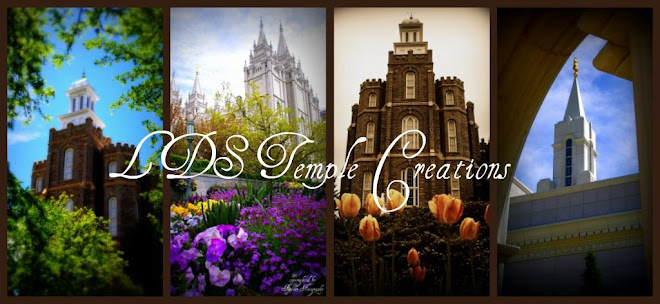 LDS Temple Creations