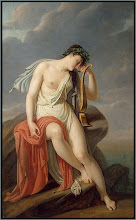 Sappho on the Leucadian Cliff by Pierre Guerin