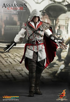 Hot Toys - Assassins Creed II Ezio