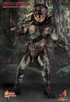Hot Toys - Predators Berserker Predator