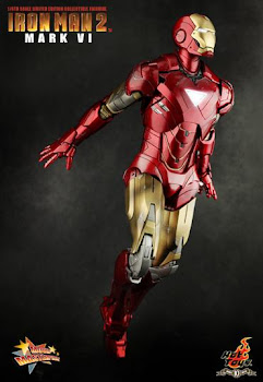 Hot Toys - Iron Man 2 Mark VI