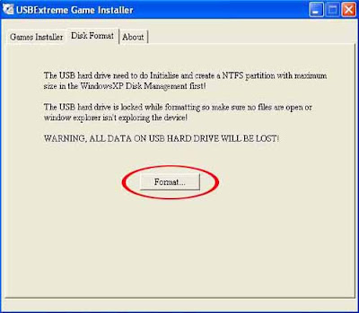 Usb extreme ps2 game installer