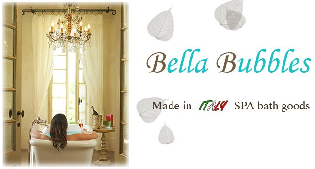 Bella Bubbles Soap