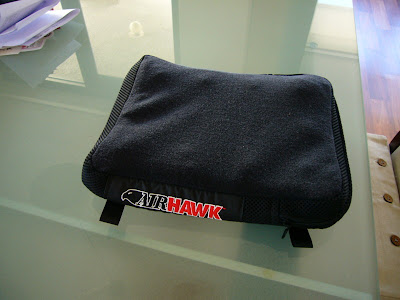 Review - Air Hawk seat cushion.