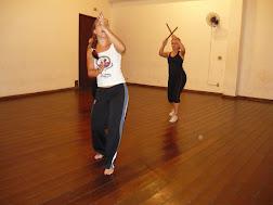 Capoeira e Maculele com Maíra