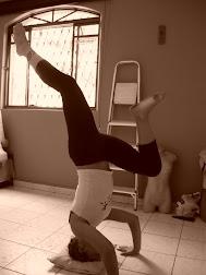 Capoeira com Maíra