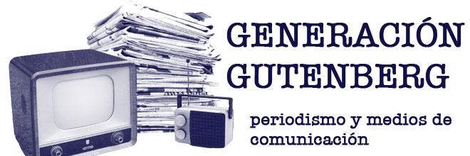 Generación Gutenberg
