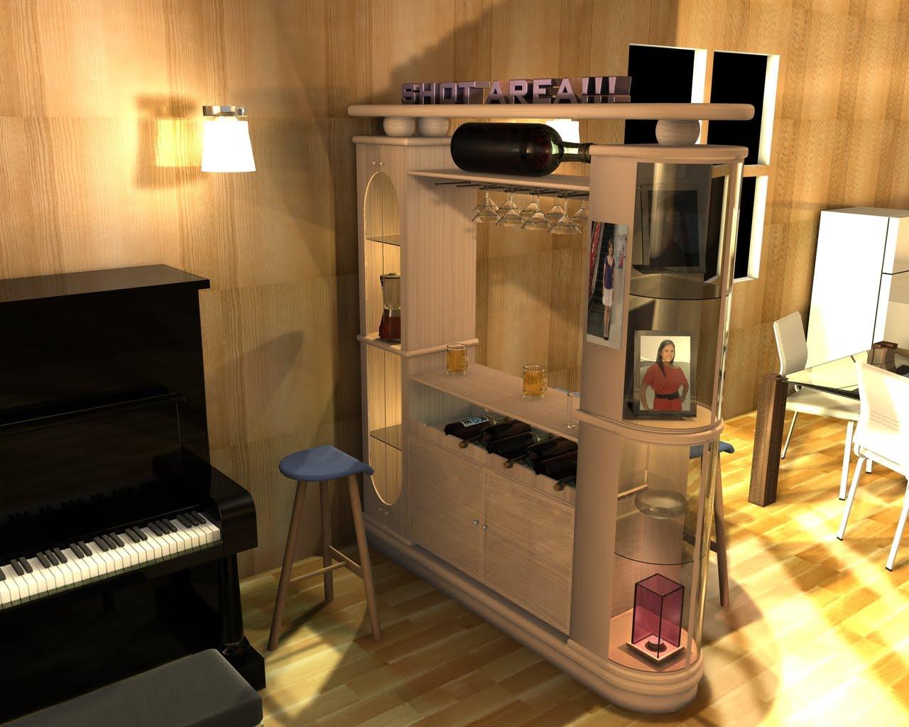 Creative Arts: Mini Bar