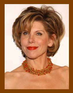 Christine Baranski Friday - Anagrams