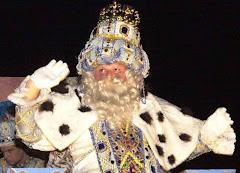 El Rey Mago Melchor en PRENSA FM