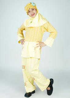 Busana Muslim Anak