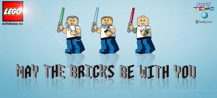 May the Bricks be With You