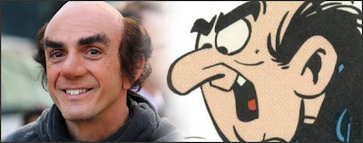 Gargamel version Real