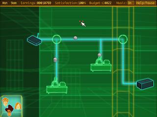 Imagen del juego de The IT Crown