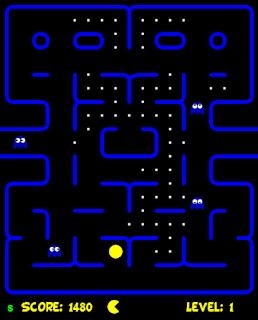Imagen de Pacman en HTML 5