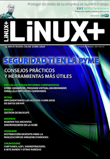 Imagen de la revista Linux+ de septiembre del 2010