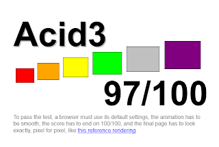 Imagen del the acid test con firefox 4 beta 5
