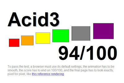 Imagen de Mozilla Firefox 3.6.10 del acid3 test