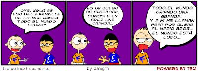 Imagen de un cómic