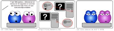 Imagen de identificando un servidor por medio del hardware