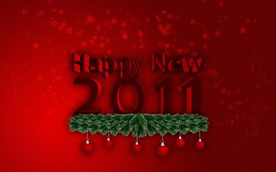 Imagen del año nuevo 2011