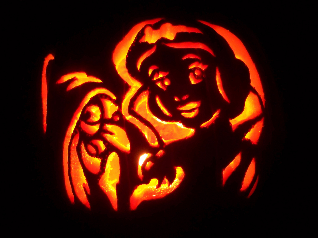 Filmic Light - Snow White Archive: Halloween Pumpkins