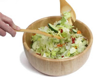 tossed salad mixed strategy