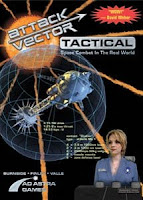 Ad Astra Games Attack Vector: Tactical game