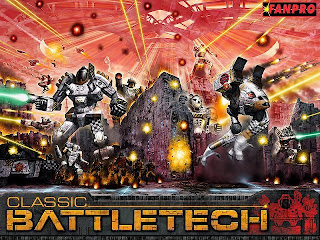 Battletech Total War