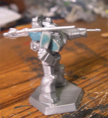Warseer plastic battletech miniatures shadowhawk