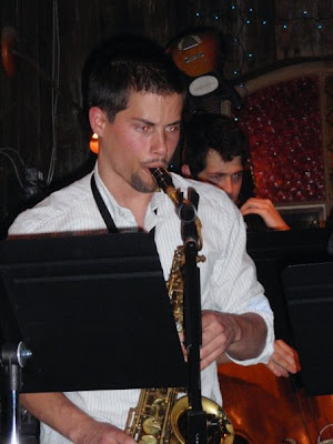 Bryce Eastwood Saxophone