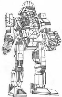 Artist Vadim Antonov Vladimir3D Battletech Trebuchet