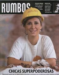 Tapa Revista Rumbos Marzo 2008