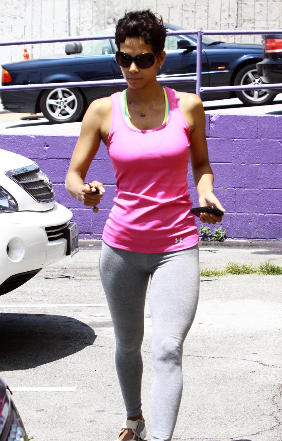 Model Beauty: Halle Berry's Sweet MILF Camel Toe