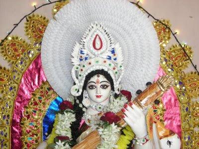 Saraswati Puja 2011