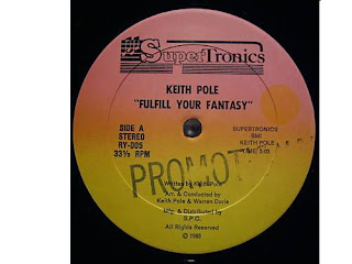 Keith Pole - Fulfill Your Fantasy (12'' Version) (1983)