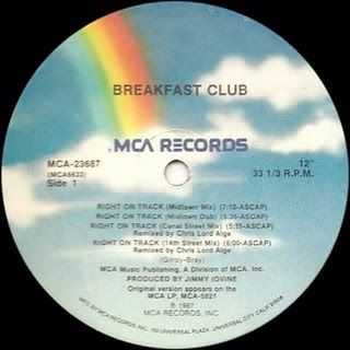 Breakfast Club - Right On Track (1987)