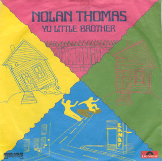 Nolan Thomas - Yo Little Brother (12'' Version) (1984)