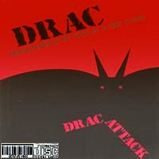 Drac - Drac Attack (Complete LP) (1987) Remastered by yoyo 91 (2010)