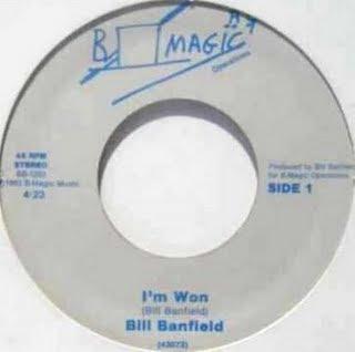 Bill Banfield - I'm Won (1983)