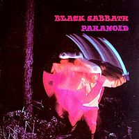 Download CD Black Sabbath   Paranoid