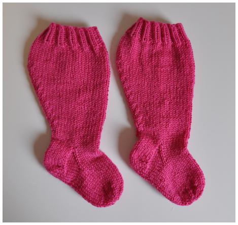 Knee High Socks Knitting Pattern : FREE KNITTING PATTERN KNEE HIGH SOCKS   KNITTING PATTERN