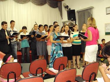 Jovens adoradores